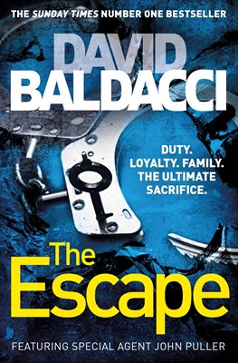 Book cover for The Escape